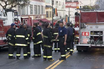 2006 – The Castro Street Fire in April