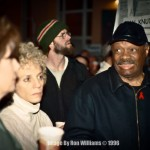 Carole Migden and Willie Brown