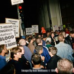 Matthew Shepard Castro protest and vigil