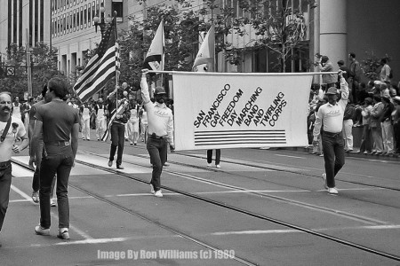 1980 – Gay Freedom Parade