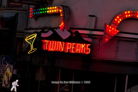 2005 at the Twin Peaks Tavern