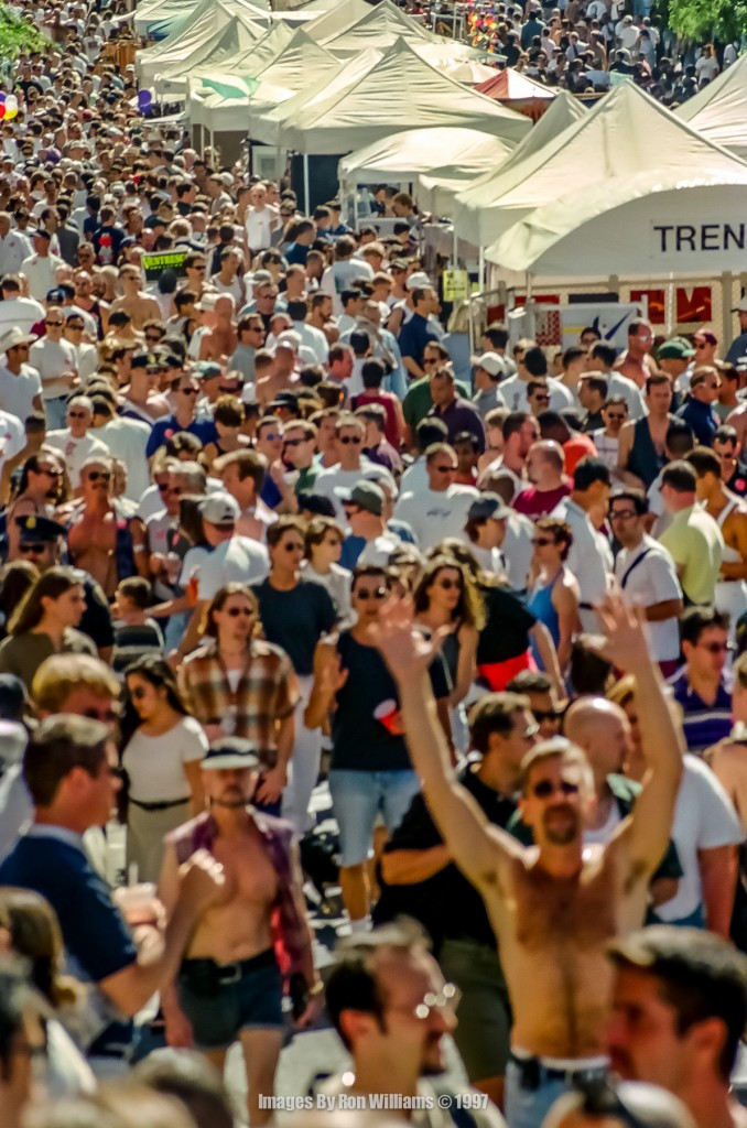 1997 Castro Street Fair
